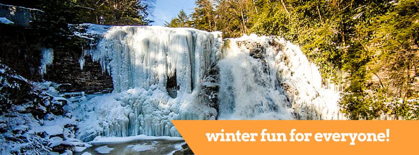 Deep Creek Lake winter activities