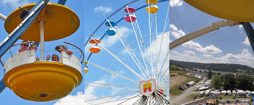 Garrett County Fair Rides