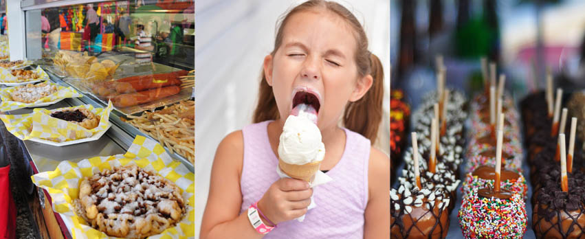 Garrett County Fair Food