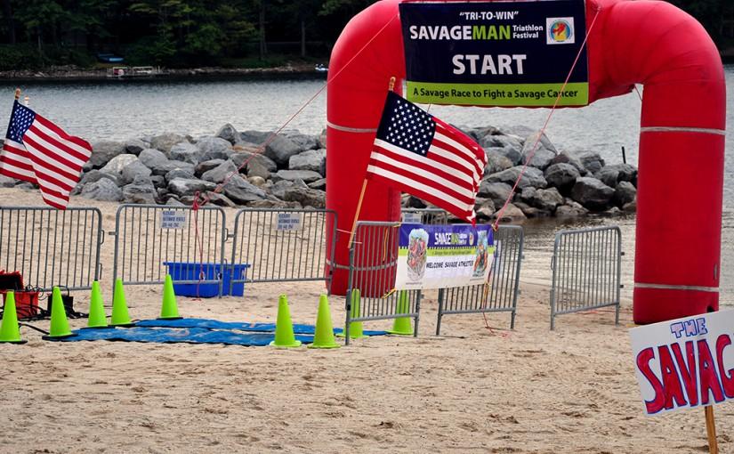 SavageMan Triathlon