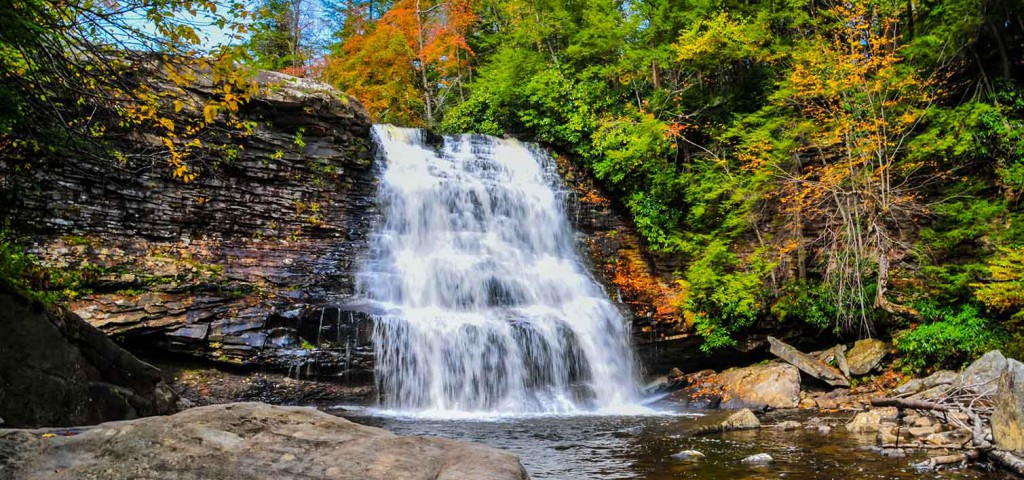 fall hikes at deep creek lake