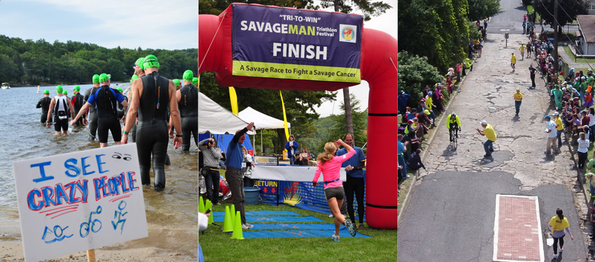 SavageMan Triathlon