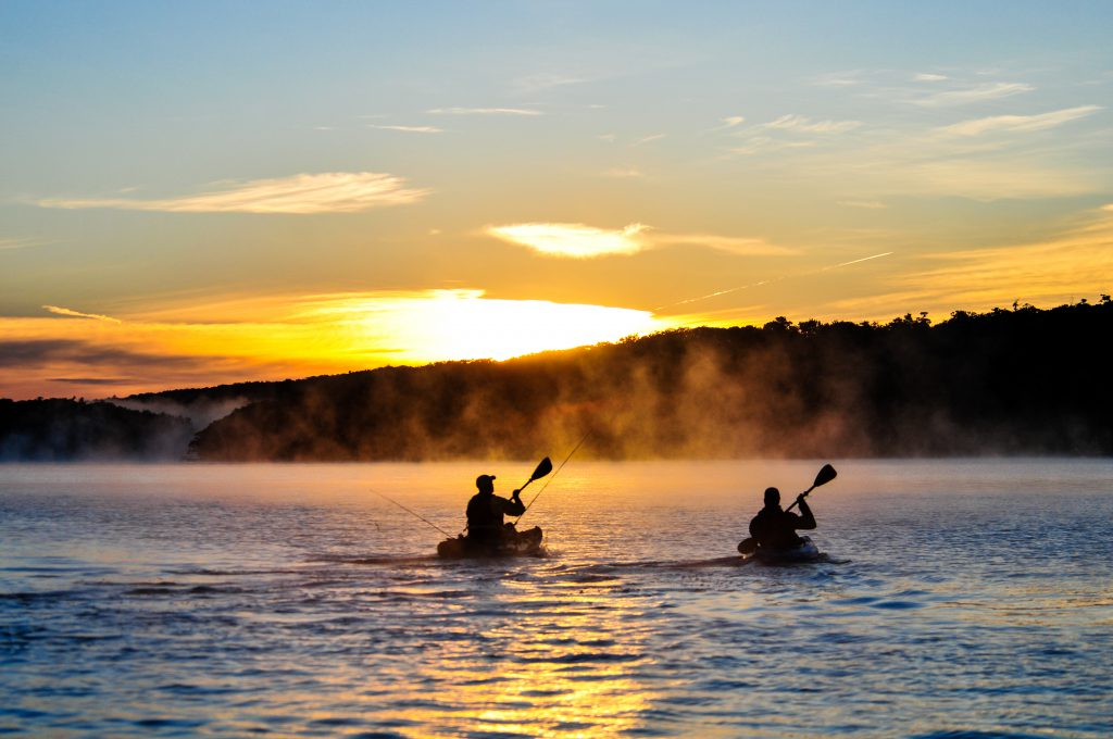 Deep Creek Lake Fishing