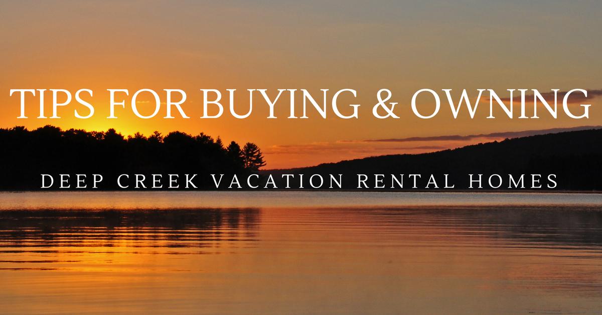 Deep Creek Vacation Rentals