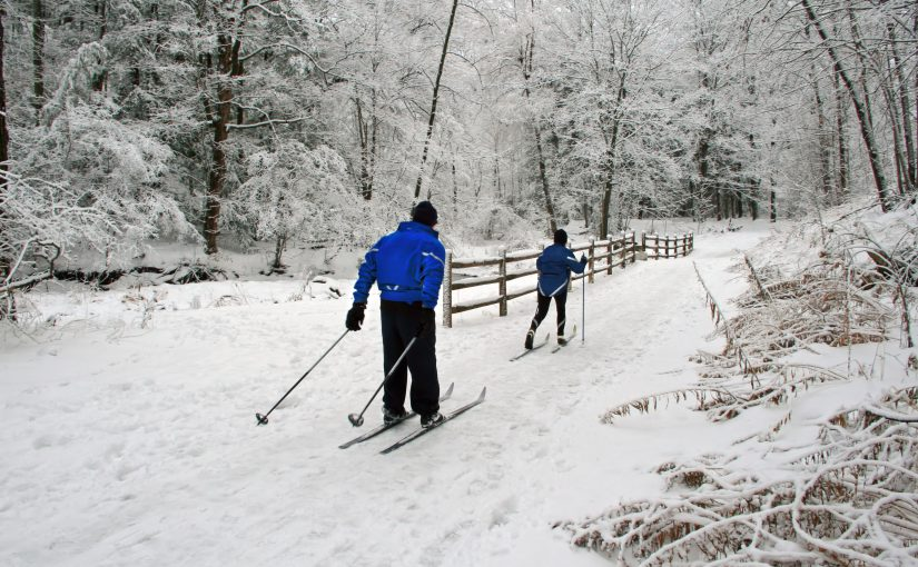 Deep Creek Lake Cross Country Skiing