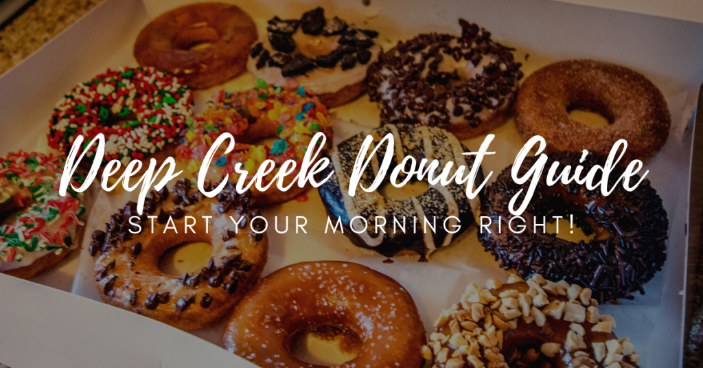 Deep Creek Donut Guide