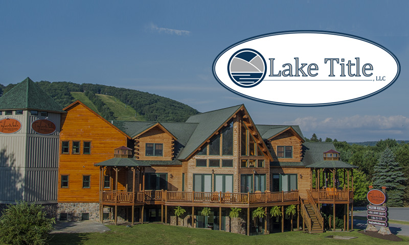 Lake Title Joins Taylor-Made Deep Creek Vacations & Sales